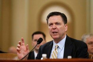 Экс-глава ФБР будет свидетельствовать о вмешательстве РФ в выборы в США перед Конгрессом