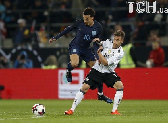 Німеччина - Англія - 1:0 ТМ_1