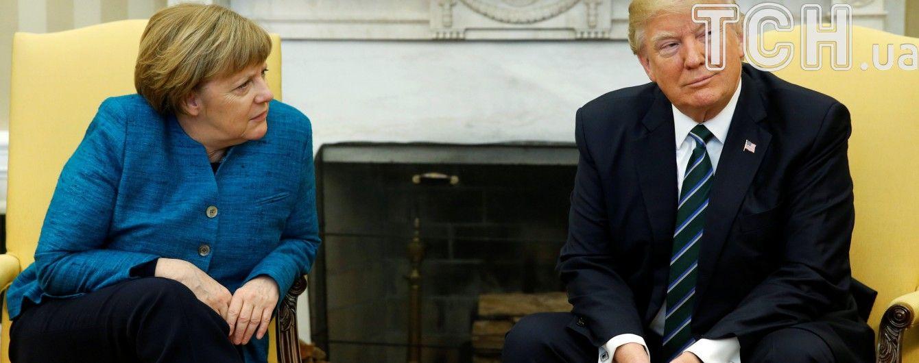 Меркель раскритиковала Трампа за нападки на ООН