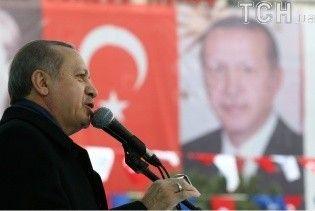 Ердоган поділився планами щодо нових операцій проти бойовиків у Сирії