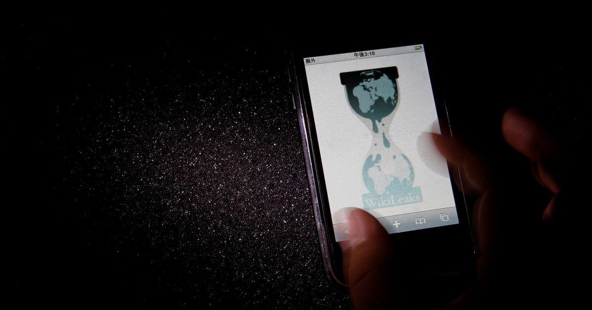WikiLeaks впервые опубликовал утечку о российских спецслужбах