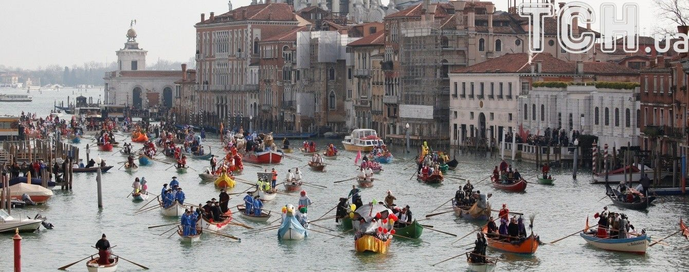 Ученые выяснили дату, когда Венеция полностью уйдет под воду