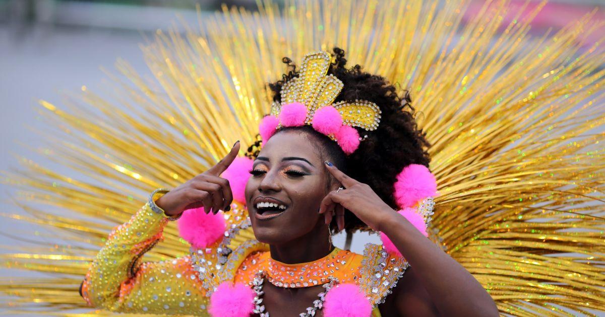 Карнавал у Сан-Пауло в Бразилії @ Reuters
