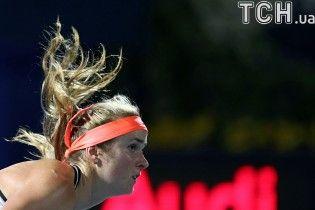 Свитолина вышла во второй раунд престижного турнира в Малайзии