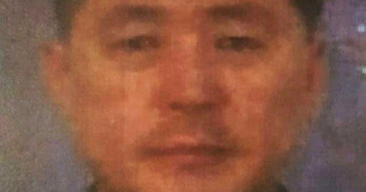 Гражданин КНДР О Чон Джиль, находится в розыске