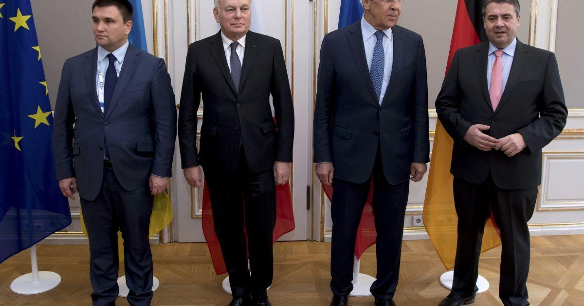"""У Мінську зустрінуться радники президентів """"нормандської четвірки"""""""