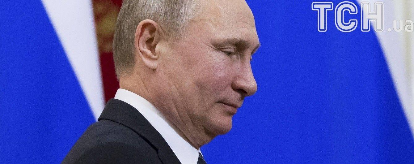 Кремль розробляє хитрий план переобрання Путіна через референдум — ЗМІ