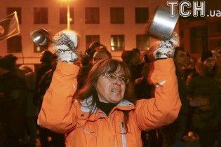 """Разгневанные белорусы вышли на многолюдные митинги протестовать против """"декрета дармоедов"""""""