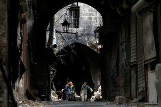 В Алеппо відновив роботу найбільший у світі критий історичний ринок