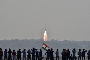 Індія успішно вивела на орбіту рекордну кількість супутників