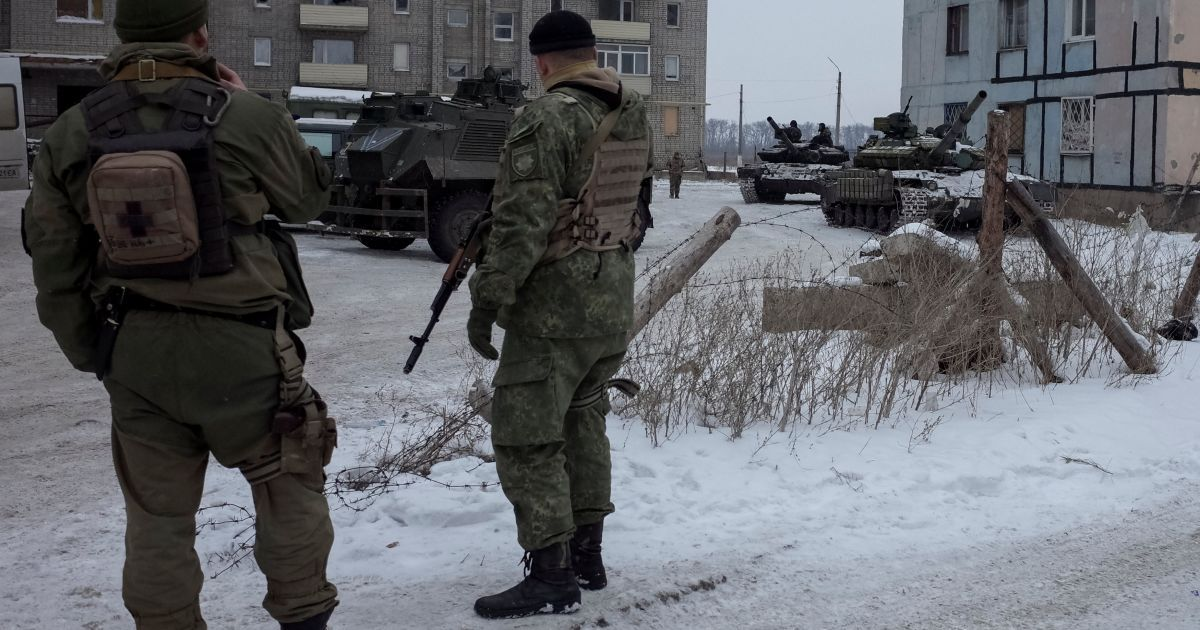Українські військові відбили штурм бойовиків біля Авдіївки