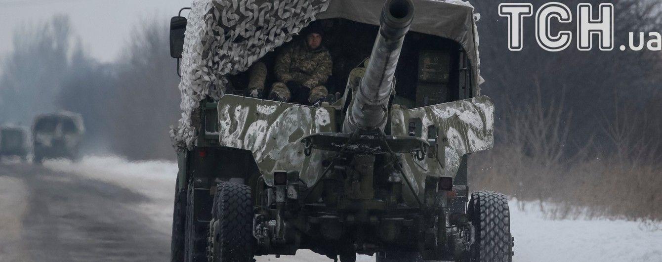 Троє загиблих українських бійців і 115 обстрілів бойовиків. Дайджест АТО
