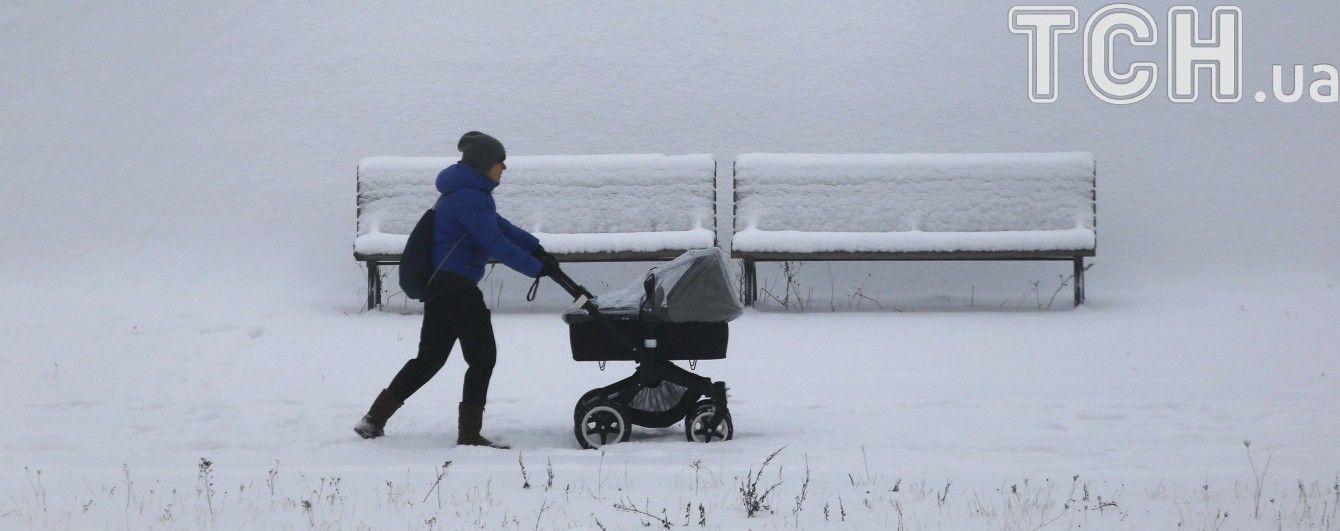 В очікуванні негоди. До України насувається циклон з потужними вітрами, снігопадами та хуртовинами