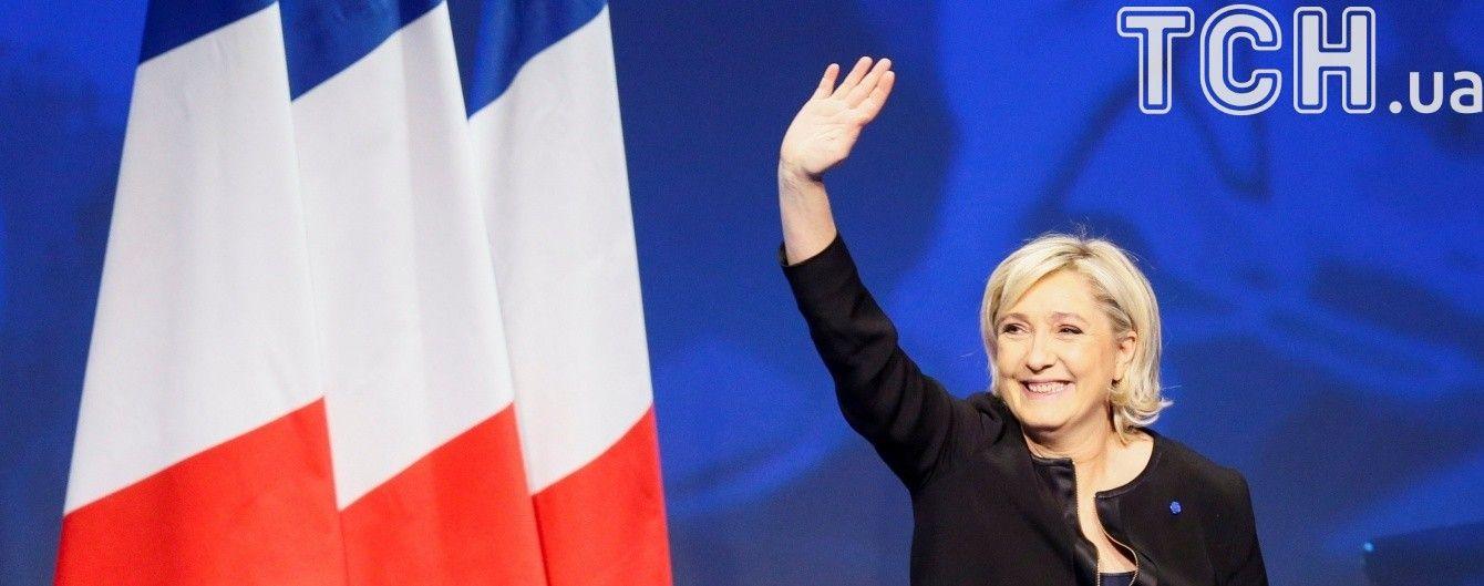 Антиисламизм и выход из ЕС: Ле Пен обнародовала свою предвыборную программу