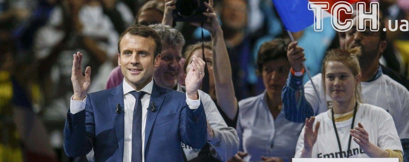 Останнє опитування показало, хто може перемогти на президентських виборах у Франції