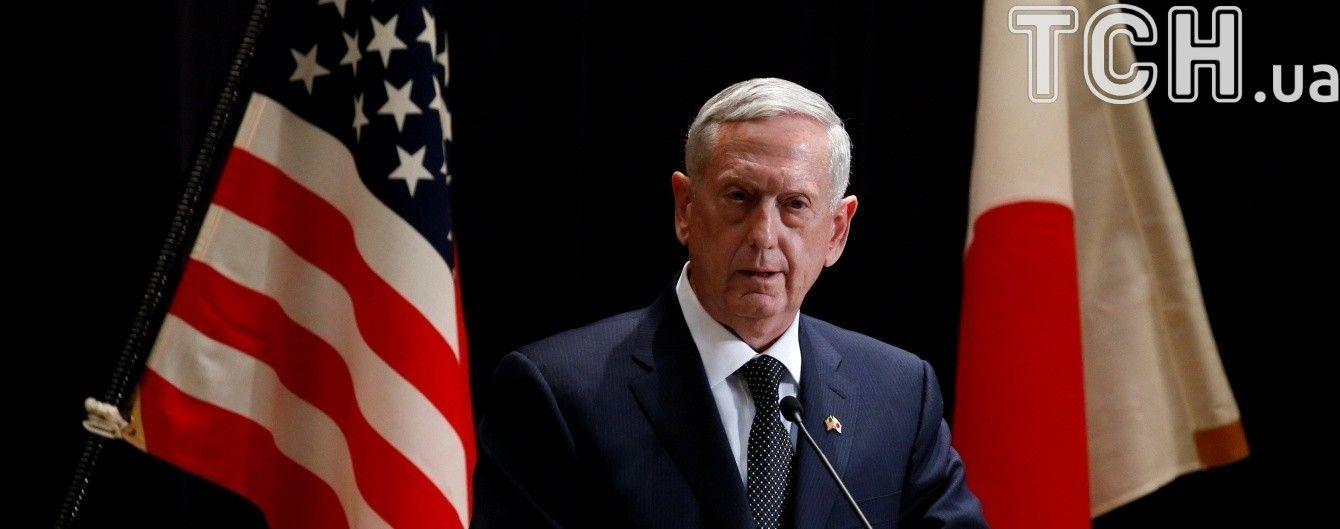 Для очільника Пентагону є загадкою думка РФ про загрозу з боку НАТО