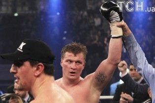 """Еще одна боксерская организация вычеркнула """"Русского Витязя"""" Поветкина из своего рейтинга"""
