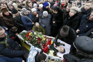 В Киеве на Лукьяновском кладбище будут хоронить погибших воинов АТО