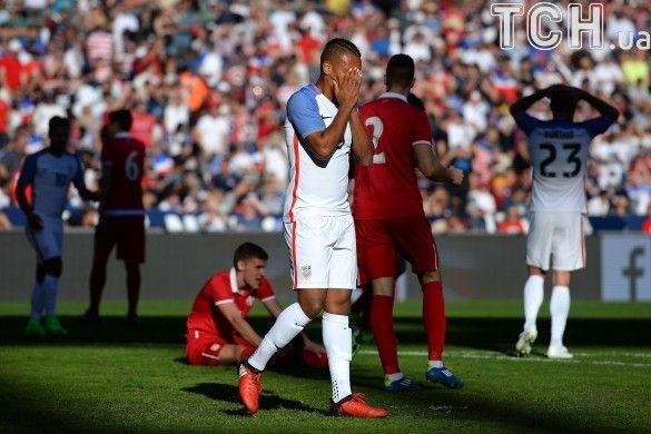 США - Сербія товариський матч_1