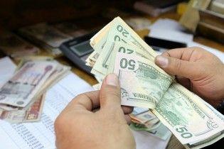 Гривна осталась стабильной в курсах валют Нацбанка на 15 июня. Инфографика