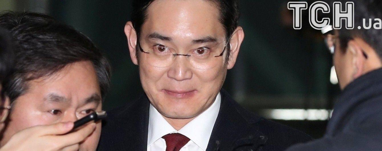 У Південній Кореї заарештували керівника Samsung у масштабній справі щодо корупції