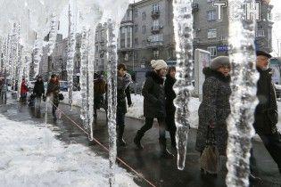 Після лютих морозів до України знову йде відлига зі снігом. Прогноз погоди на 26-30 січня
