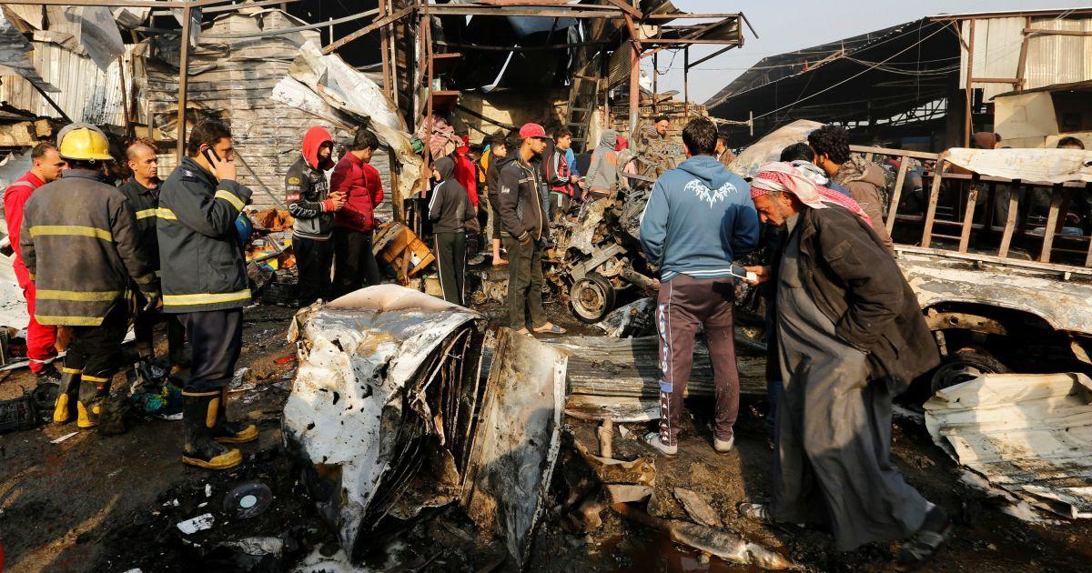 Кровавое воскресенье в Багдаде: город всколыхнул второй подряд теракт