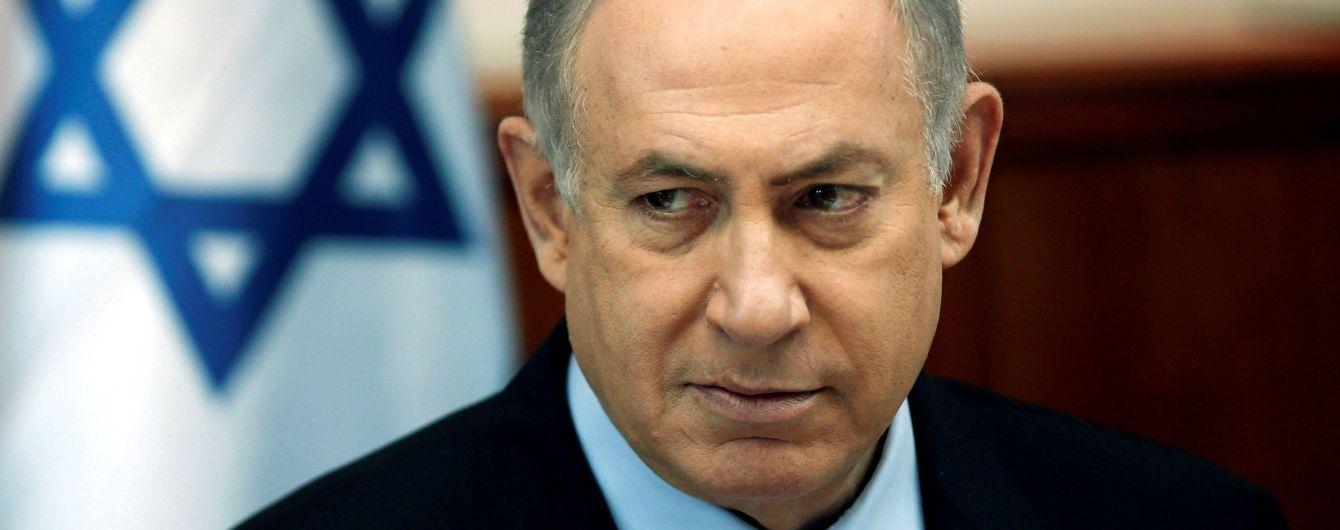 Премьер Израиля в разговоре с Путиным возложил всю вину за сбитие Ил-20 на Сирию