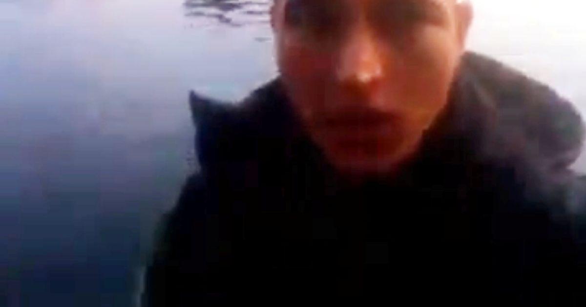 Аніс Амрі зняв себе на відео за кілька тижнів до нападу.