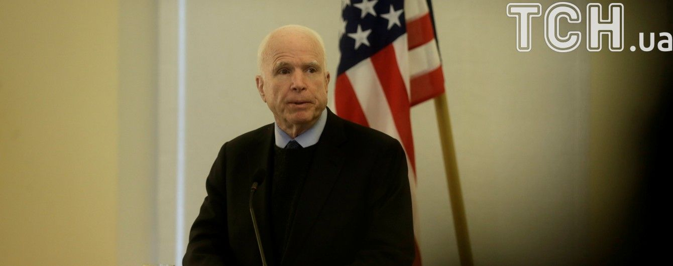 Гліобластома або пухлина мозку. Яка небезпека загрожує сенатору Маккейну
