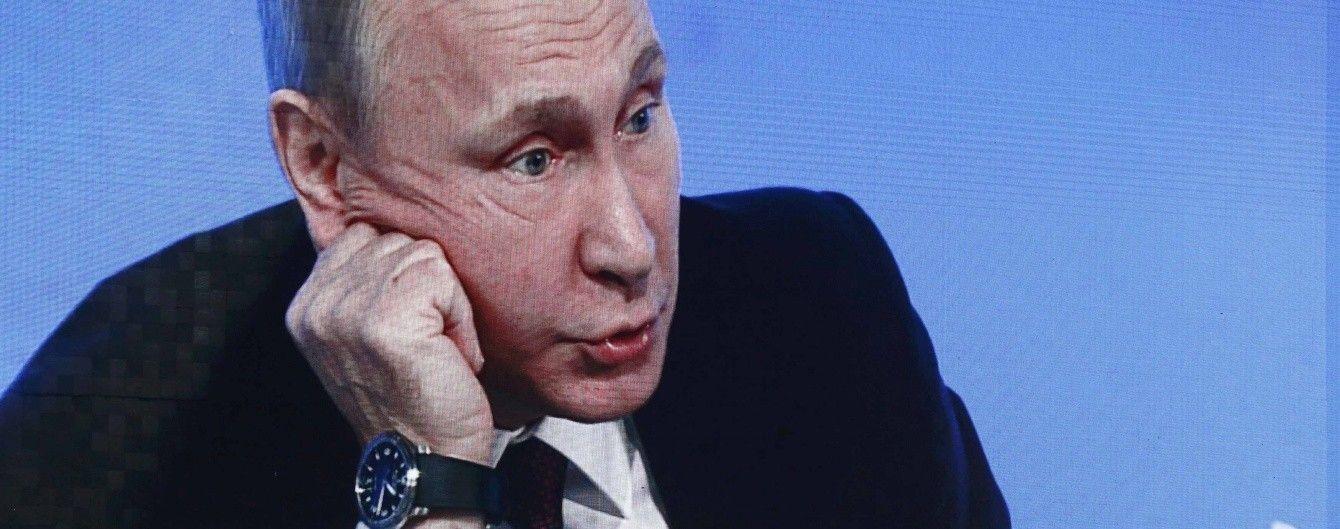 Куда Путин свой корабль поведет