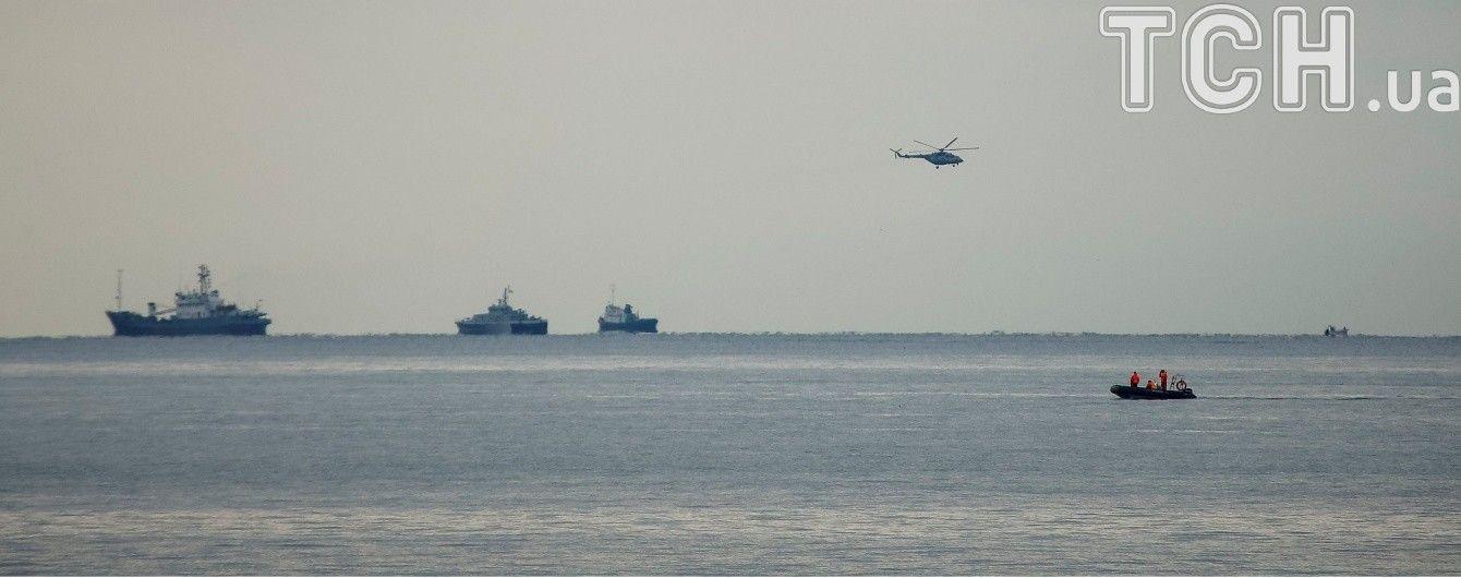 Екіпаж Ту-154 хотів посадити літак на воду - джерело