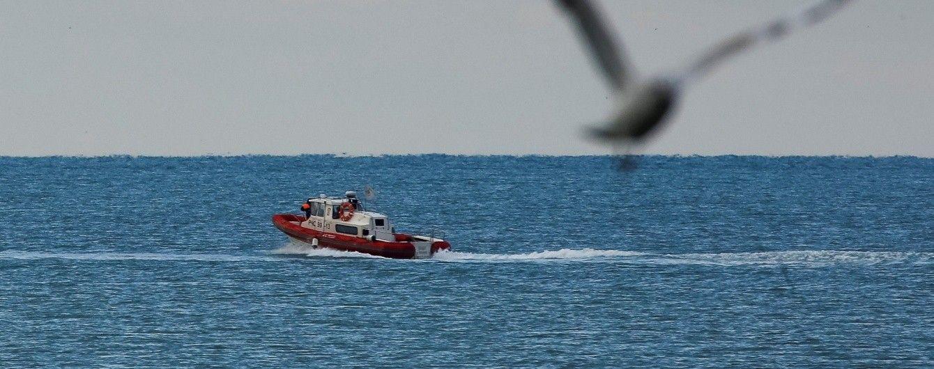 З Чорного моря підняли тіло командира літака Ту-154