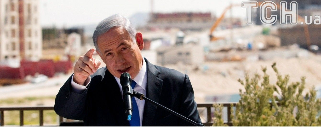 Ізраїль образився на Україну. Нетаньягу скасував візит Гройсмана