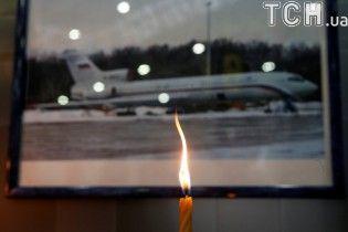 Стала відома причина падіння російського Ту-154 з ансамблем на борту - ЗМІ
