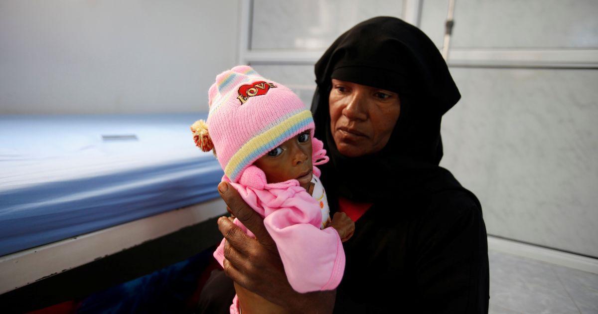 В Ємені може розпочатися страшний голод через блокаду