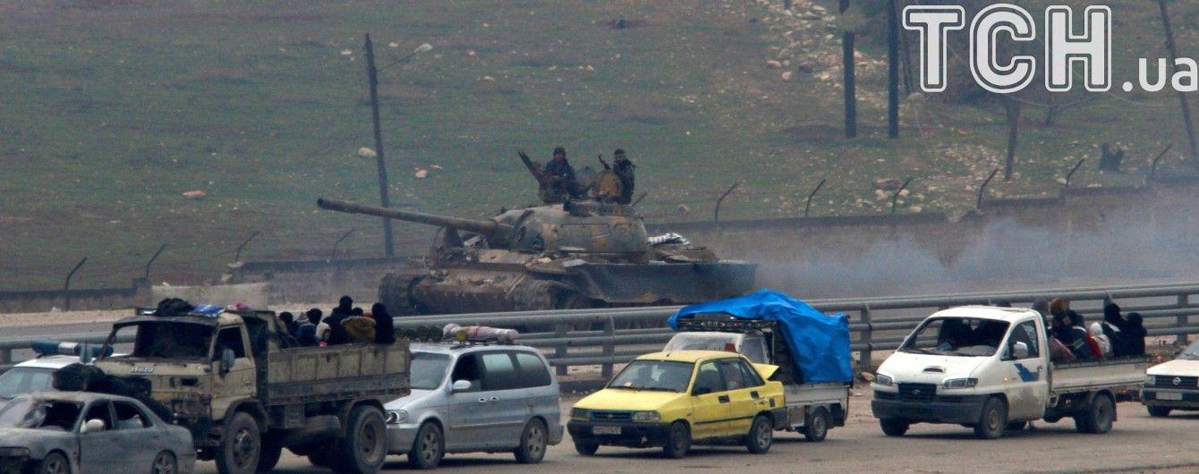 Турецькі ЗМІ дізнались про таємний план Анкари і Москви про припинення військових дій у Сирії