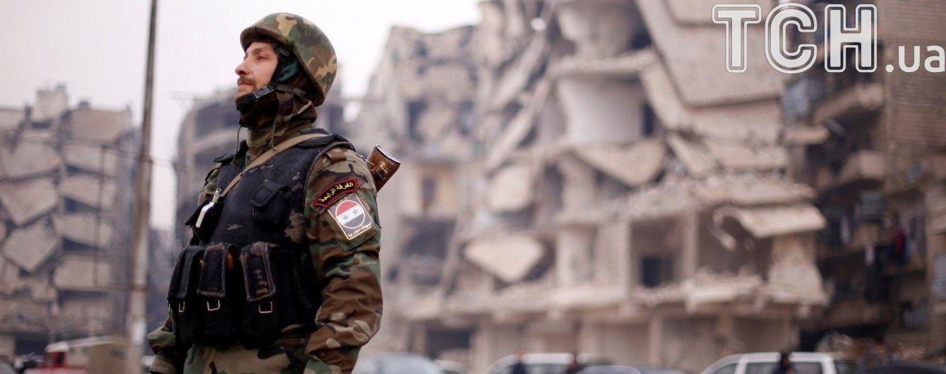 Хімічна зброя і розбомблені лікарні Алеппо. Оприлюднено звіт про злочини Росії та режиму Асада