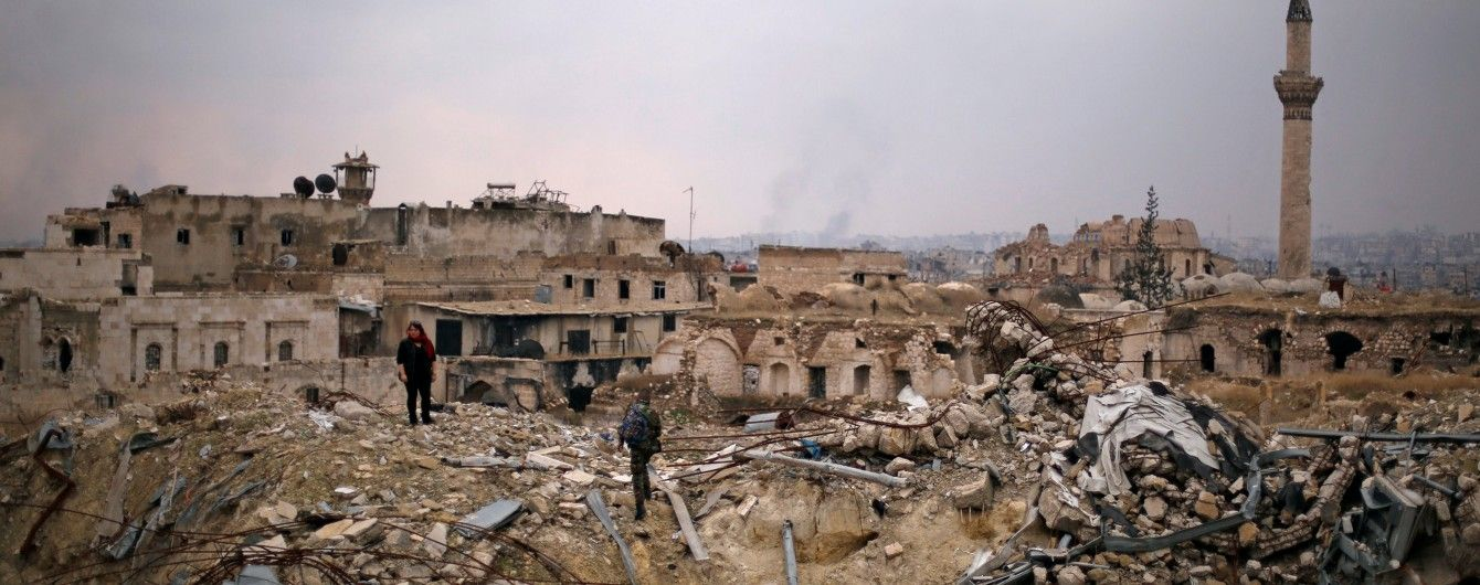 """Сирійська армія заявила про звільнення від терористів """"Ісламської держави"""" провінцій Алеппо, Ідліб та Хама"""