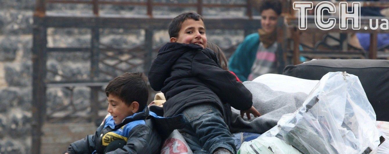 Всі мирні жителі евакуйовані. Армія Асада встановила контроль над Алеппо