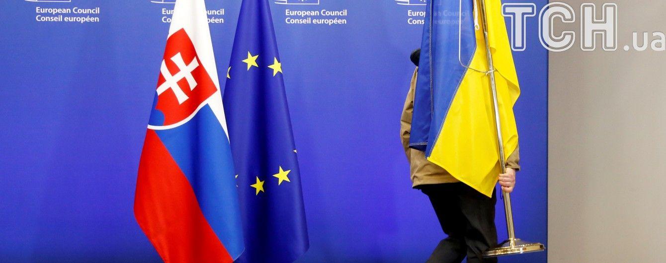 ЄС виділив на підтримку України 600 млн євро