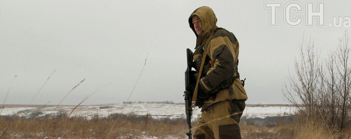 За сьогоднішній день окупаційні війська здійснили 20 обстрілів позицій сил АТО - штаб