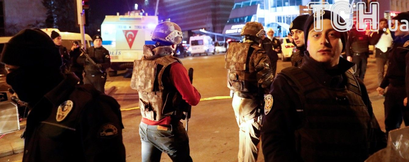 Озброєний чоловік намагався увірватися в американське посольство у Туреччині