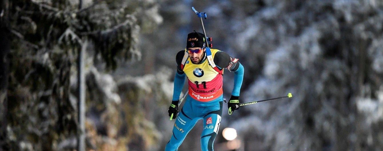 Зірка біатлону Фуркад пообіцяв влаштувати бойкот, якщо російських спортсменів не покарають за допінг