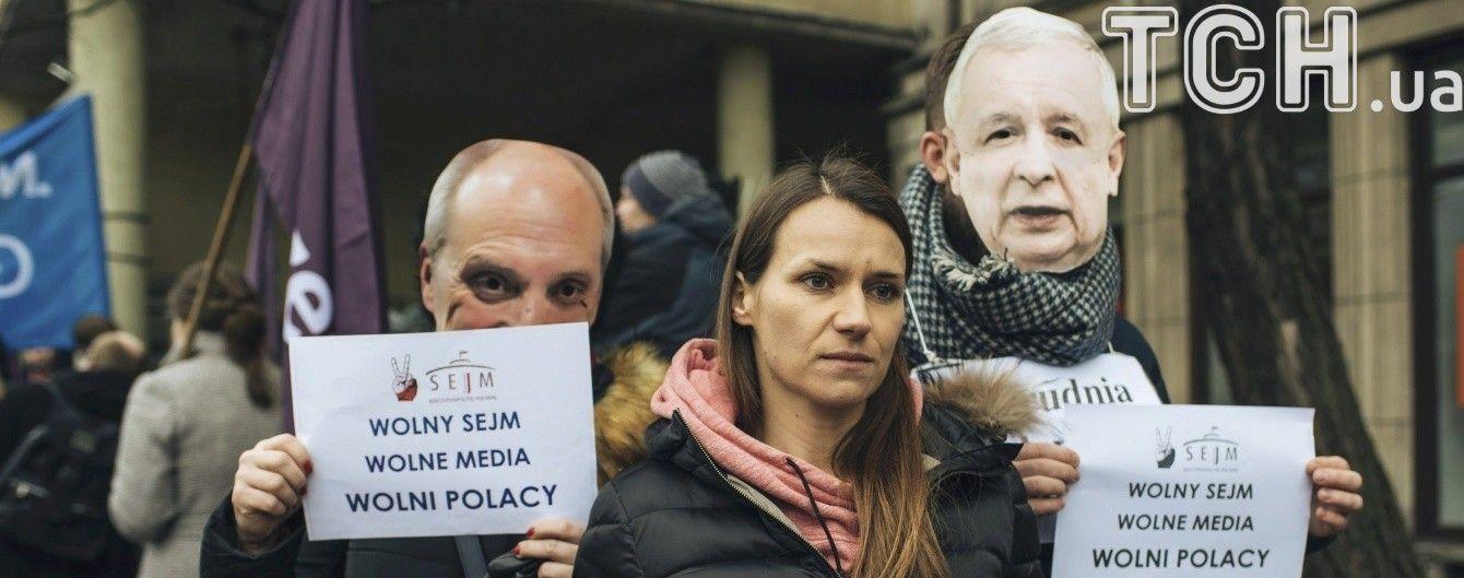 """Після """"польського Майдану"""" Сейм скасував обмеження доступу ЗМІ до парламенту"""