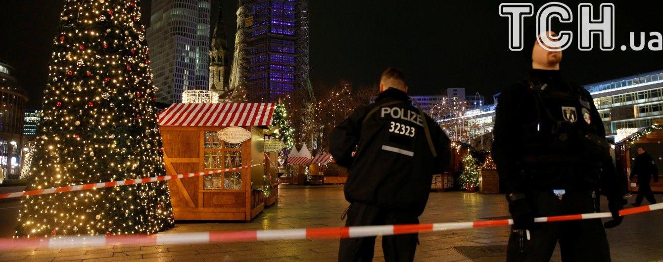Поліція затримала водія вантажівки-вбивці в Берліні