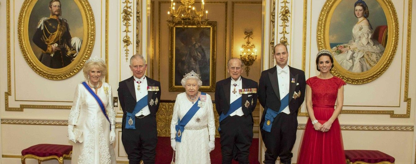Не оригинальна: герцогиня Кембриджская вновь повторилась в выборе наряда для важного приема