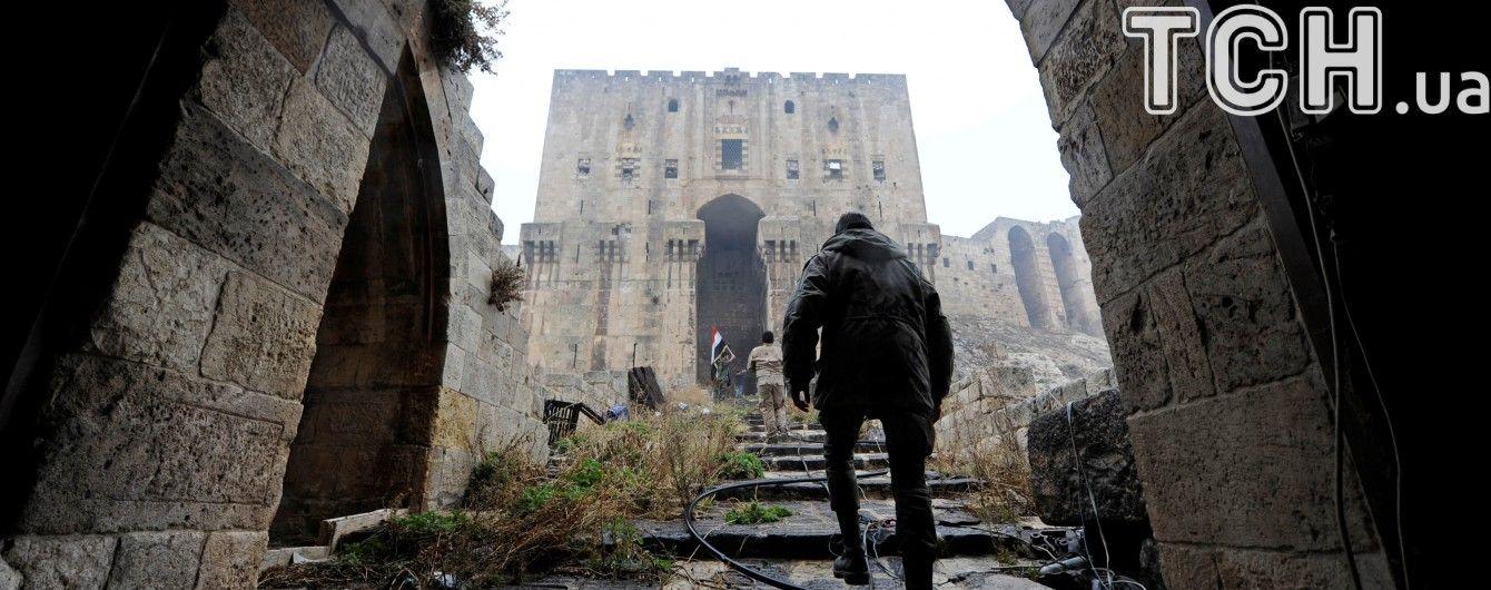 Шрами Алеппо: Reuters показав приголомшливі фото стародавнього міста до та після запеклого бою