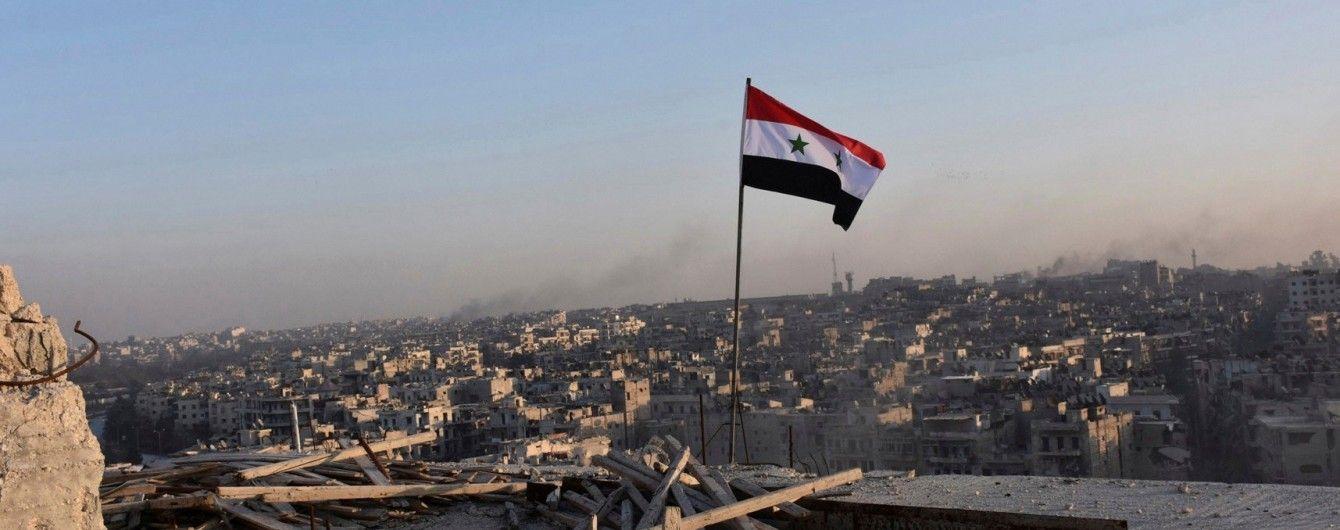Сирійська армія зайняла 98% Алеппо