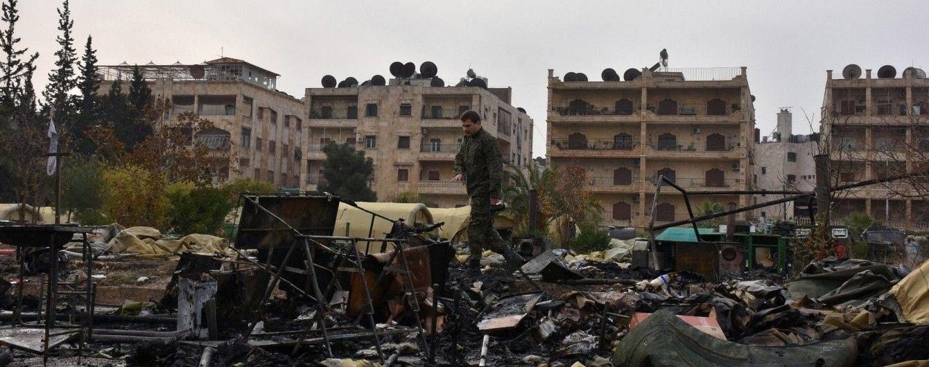 Коаліції вдалося одним ударом знищити понад 150 паливних автоцистерн ІД у Сирії